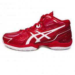 کفش والیبال مردانه اسیکس ژل بورست Asics Gel Burst Red TBF19G