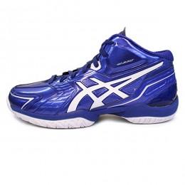 کفش والیبال مردانه اسیکس ژل بورست Asics Gel Burst Blue TBF19G