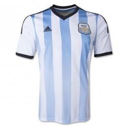 پیراهن اول تیم ملی آرژانتین Argentina 2014 Home Soccer Jersey