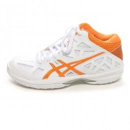 کفش والیبال مردانه اسیکس ژل هوپ Asics Gel Hoop White TBF322
