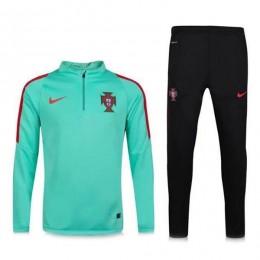 ست گرمکن شلوار پرتغال Nike Portugal 2016-17 Tracksuits