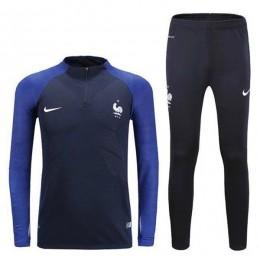 ست گرمکن شلوار فرانسه Nike France 2016-17 Tracksuits