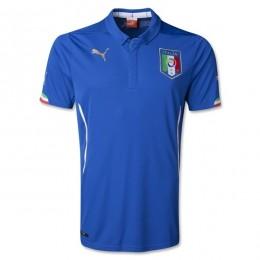 پیراهن اول تیم ملی ایتالیا Italy 2014 Home Soccer Jersey
