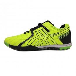کفش فوتبال اسیکس کوپرو طرح اصلی زرد Asics Copero