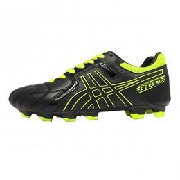 کفش فوتبال اسیکس کوپرو طرح اصلی مشکی Asics Copero