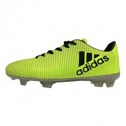 کفش فوتبال بچه گانه آدیداس ایکس طرح اصلی زرد مشکی Adidas X