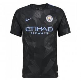 پیراهن سوم منچسترسیتی Manchester City 2017-18 3rd Soccer Jersey