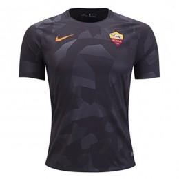 پیراهن سوم آ اس رم As Roma 2017-18 3rd Soccer Jersey