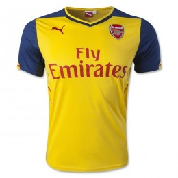 پیراهن دوم آرسنال Arsenal 2014-15 Away Soccer Jersey
