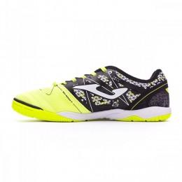 کفش فوتسال جوما سوپر فلکس Joma Super Flex Yellow Black