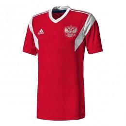 پیراهن اول تیم ملی روسیه ویژه جام جهانی Russia 2018 World Cup Home Soccer Jersey