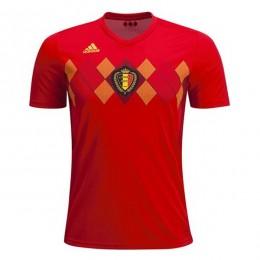 پیراهن اول تیم ملی بلژیک ویژه جام جهانی Belgium 2018 World Cup Home Soccer Jersey