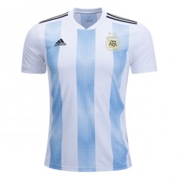 پیراهن اول تیم ملی آرژانتین ویژه جام جهانی Argentina 2018 World Cup Home Soccer Jersey