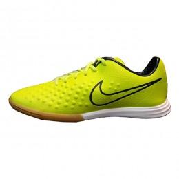 کفش فوتسال نایک مجیستا طرح اصلی زرد Nike Magista