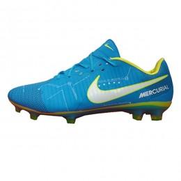 کفش فوتبال نایک مرکوریال نیمار طرح اصلی آبی Nike Mercurial Neymar