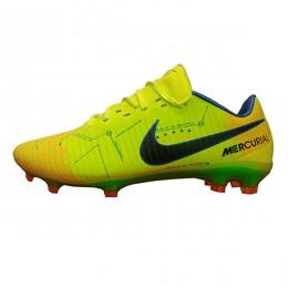 کفش فوتبال نایک مرکوریال نیمار طرح اصلی زرد Nike Mercurial Neymar