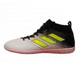 کفش فوتسال آدیداس طرح اصلی سفید مشکی Adidas