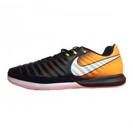 کفش فوتسال نایک تمپو ایکس طرح اصلی زرد مشکی Nike Tiempo X