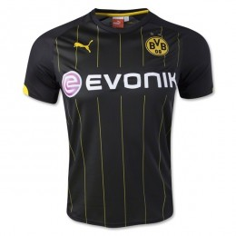 پیراهن دوم بروسیا دورتموند Borussia Dortmund 2014-15 Away Soccer Jersey
