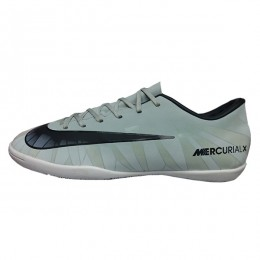 کفش فوتسال نایک مرکوریال طرح اصلی طوسی Nike Mercurial
