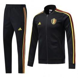 ست گرمکن شلوار بلژیک Adidas Belgium 2018 Tracksuits