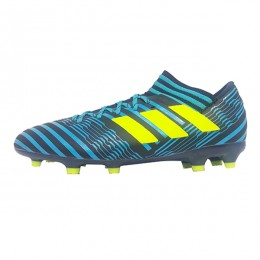 کفش فوتبال آدیداس نمزیز طرح اصلی سبز Adidas Nemeziz