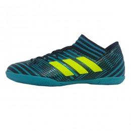 کفش فوتسال آدیداس نمزیز طرح اصلی سبز Adidas Nemeziz