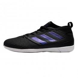 کفش فوتسال آدیداس ایس طرح اصلی مشکی بنفش Adidas Ace