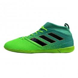 کفش فوتسال آدیداس ایس طرح اصلی سبز Adidas Ace