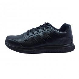 کتانی رانینگ مردانه آدیداس بونس طرح اصلی مشکی Adidas Bounce