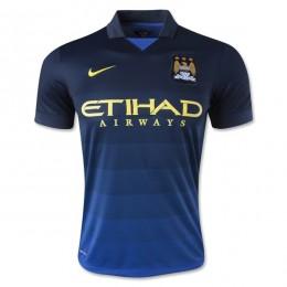 پیراهن دوم منچستر سیتی Manchester City 2014-15 Away Soccer Jersey