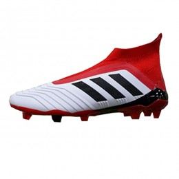 کفش فوتبال آدیداس پردیتور طرح اصلی قرمز سفید Adidas Predator