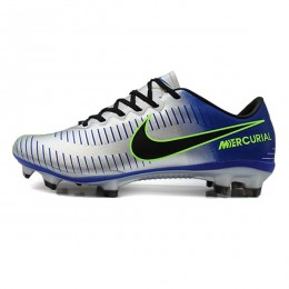کفش فوتبال نایک مرکوریال نیمار طرح اصلی طوسی آبی Nike Mercurial Neymar