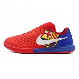 کفش فوتسال نایک مجیستا طرح اصلی قرمز ابی Nike Magista