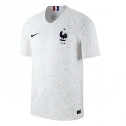 پیراهن دوم تیم ملی فرانسه ویژه جام جهانی France 2018 World Cup Away Soccer Jersey