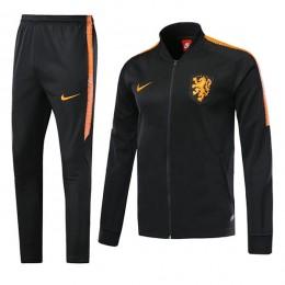 ست گرمکن شلوار هلند Nike Netherlands 2018 Tracksuits