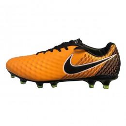 کفش فوتبال نایک مجیستا طرح اصلی زرد مشکی Nike Magista