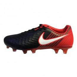 کفش فوتبال نایک مجیستا طرح اصلی قرمز مشکی Nike Magista