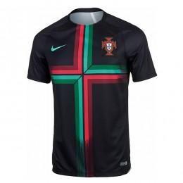 پیراهن طرفداری تیم ملی پرتغال ویژه جام جهانی Portugal 2018 World Cup Away Soccer Jersey