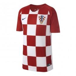 پیراهن اول تیم ملی کرواسی ویژه جام جهانی Croatia 2018 World Cup Home Soccer Jersey
