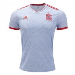 پیراهن دوم تیم ملی اسپانیا ویژه جام جهانی Spain 2018 World Cup Away Soccer Jersey