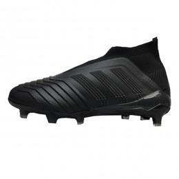 کفش فوتبال بچگانه آدیداس پردیتور طرح اصلی مشکی Adidas Predator