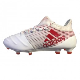 کفش فوتبال آدیداس ایکس طرح اصلی قرمز سفید Adidas X