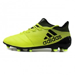 کفش فوتبال آدیداس ایکس طرح اصلی زرد مشکی Adidas X