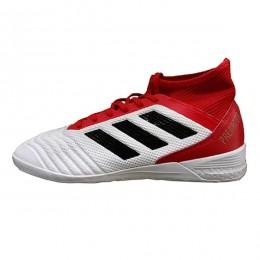 کفش فوتسال آدیداس پردیتور قرمز سفید Adidas Predator