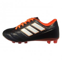 کفش فوتبال بچه گانه آدیداس طرح اصلی مشکی سفید Adidas