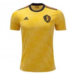 پیراهن دوم تیم ملی بلژیک ویژه جام جهانی Belgium 2018 World Cup Away Soccer Jersey