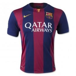 پیراهن اول بارسلونا Barcelona 2014-15 Home Soccer Jersey
