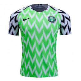 پیراهن اول تیم ملی نیجریه ویژه جام جهانی Nigeria 2018 World Cup Home Soccer Jersey