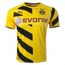 پیراهن اول بروسیا دورتموند Borussia Dortmund 2014-15 Home Soccer Jersey